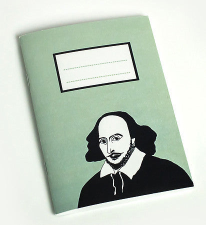 William Shakespeare Notebook