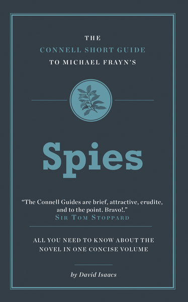 Michael Frayn's Spies Short Study Guide