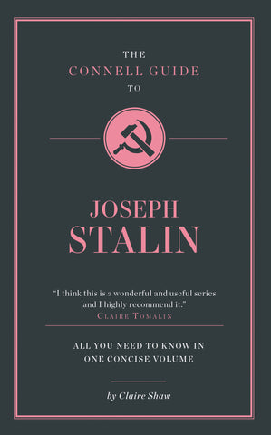 The Connell Guide to Stalin - RELEASE DATE 28 FEBRUARY 2017