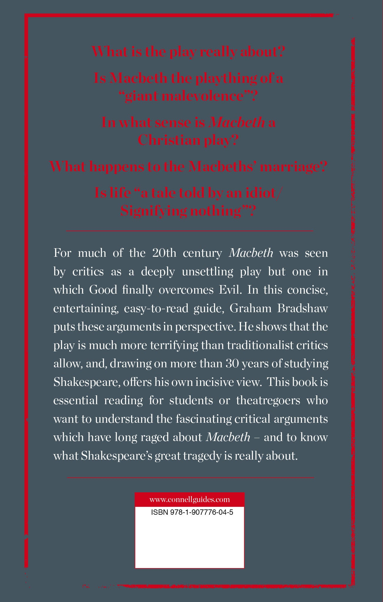 shakespeare s macbeth study guide connell guides shakespeare s macbeth study guide