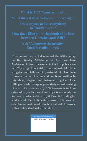 George Eliot's Middlemarch Study Guide