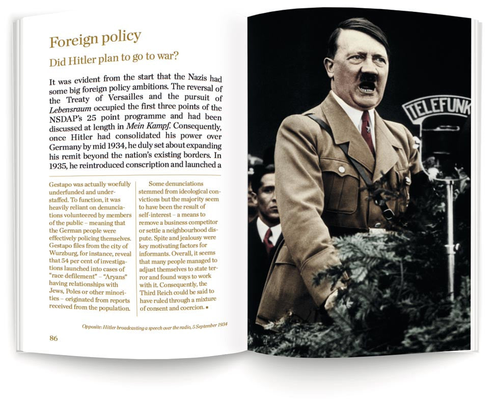 The Rise and Fall of the Third Reich Study Guide