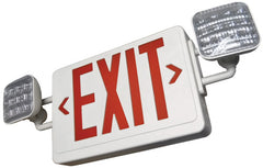 Combo Exit/Emergency Lighting