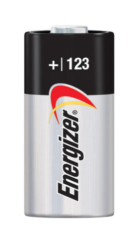 Energizer EL123 Photo Lithium Battery