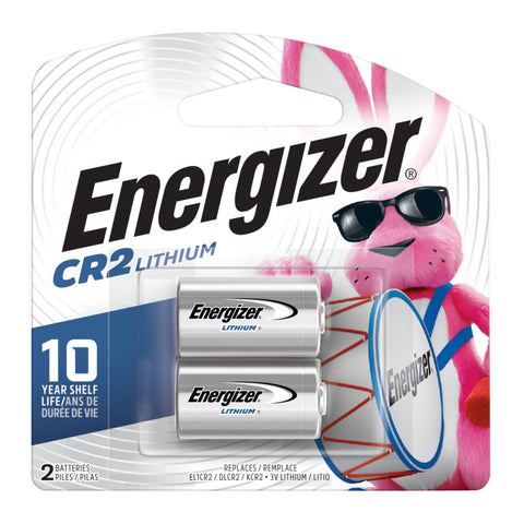 Energizer CR2 Photo Lithium Battery