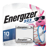 Energizer EL223 Photo Lithium Battery