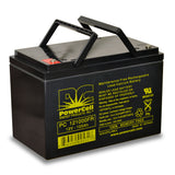 PC121000FR | 12V 100.0 Ah | Sealed Lead-Acid Battery | Rechargeable | PowerCell Energy Products, Inc.