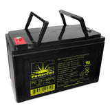 PC121100FR | 12V 110.0 Ah | Sealed Lead-Acid Battery | Rechargeable | PowerCell Energy Products, Inc.