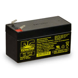 PowerCell PC1213 12V 1.3 Ah Sealed Lead Acid Battery