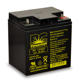 PowerCell PC12300 12V 30.0 Ah Sealed Lead Acid Battery