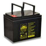 PowerCell PC12750 12V 75.0 Ah Sealed Lead Acid Battery