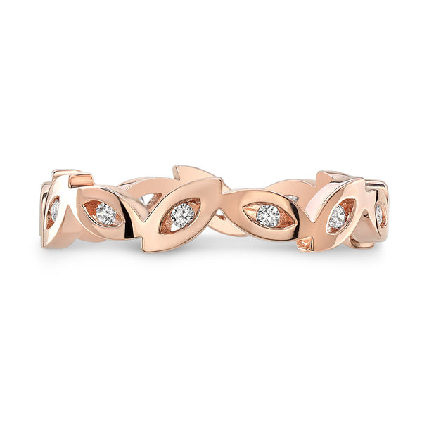 Dafina Marquise for Her (Rose Gold) - Dafina Jewelry - 2