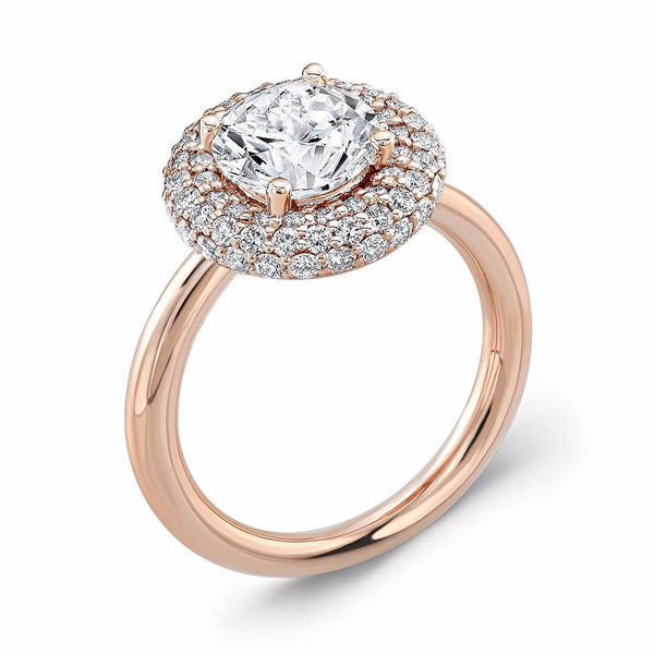 Diamond Roll (All Diamonds) - Dafina Jewelry - 3