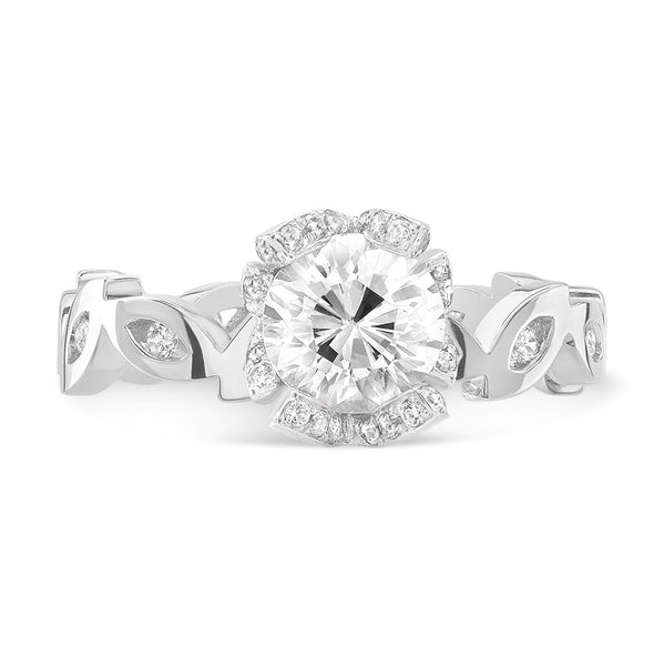 Marquise (All Diamonds) - Dafina Jewelry - 2