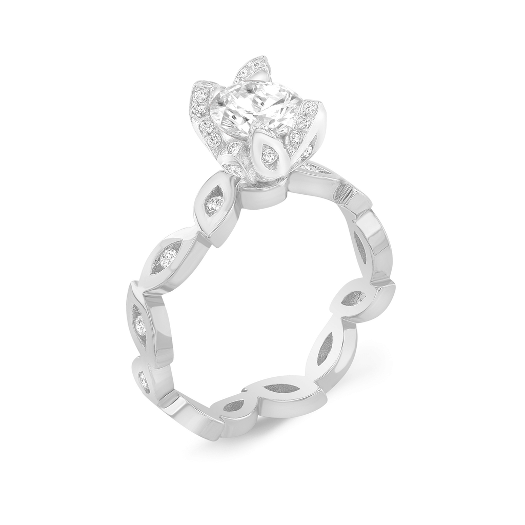 Marquise (All Diamonds) - Dafina Jewelry - 1