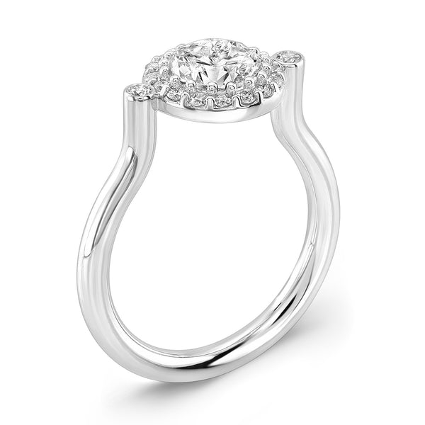 Seul (All Diamonds) - Dafina Jewelry - 1
