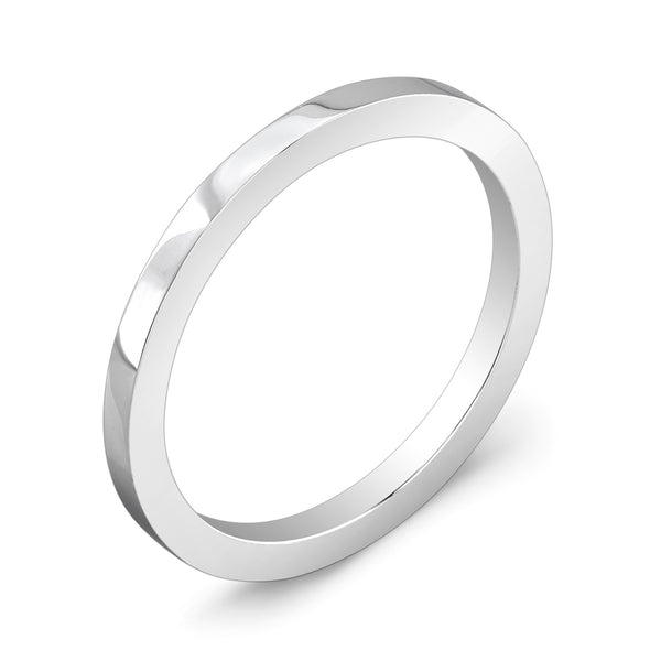 Dafina OM for Him (White Gold) - Dafina Jewelry - 1