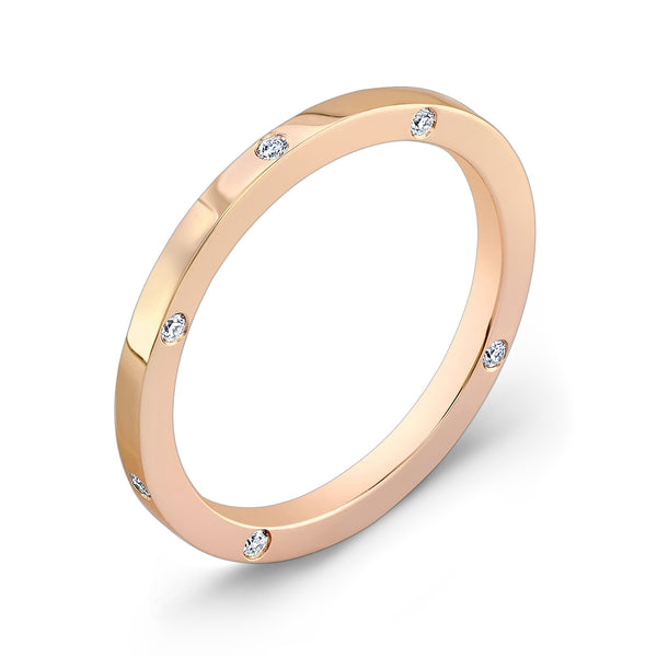 Dafina OM for Her (Rose Gold) - Dafina Jewelry - 1