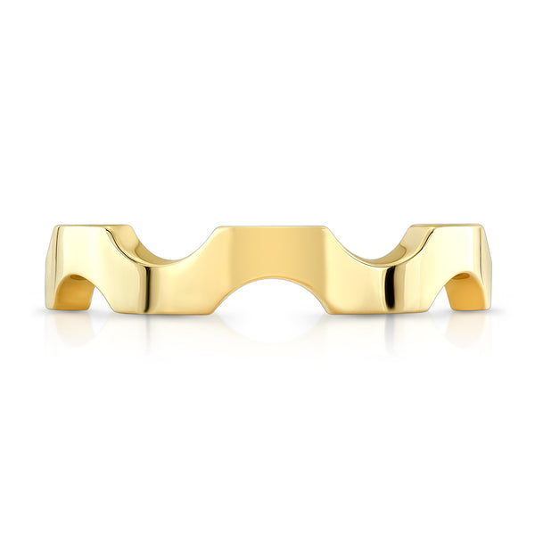 Dafina Harmony for Him (Yellow Gold) - Dafina Jewelry - 2