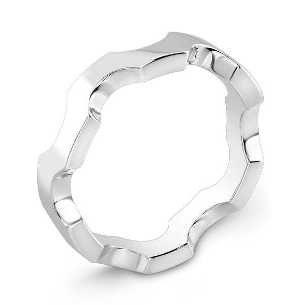 Dafina Harmony for Him (White Gold) - Dafina Jewelry - 1