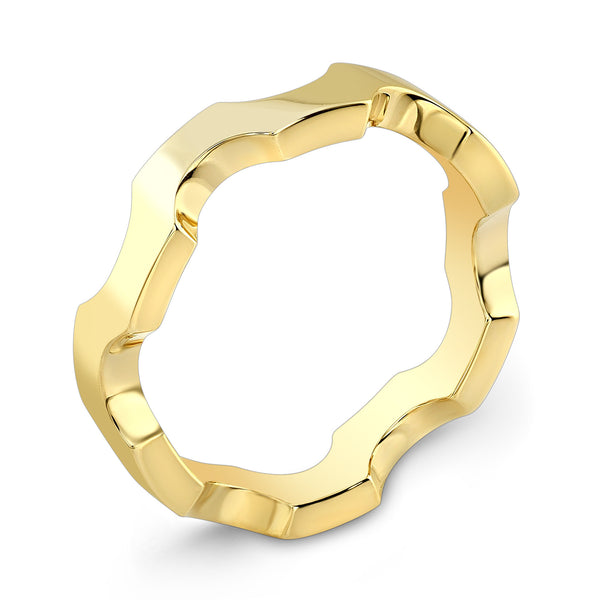 Dafina Harmony for Him (Yellow Gold) - Dafina Jewelry