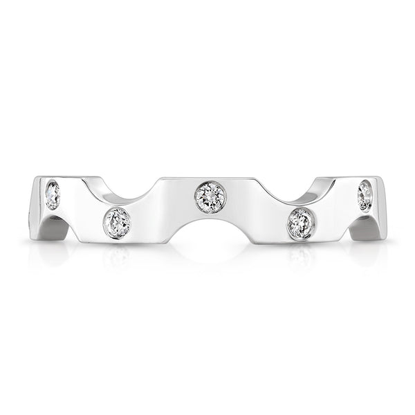 Dafina Harmony for Her (White Gold) - Dafina Jewelry - 2