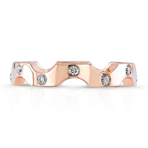 Dafina Harmony for Her (Rose Gold) - Dafina Jewelry - 2