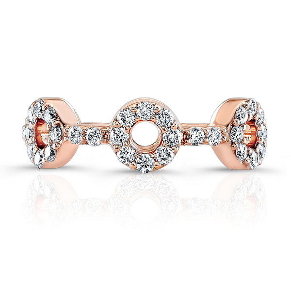 Dafina Knot for Her (Rose Gold) - Dafina Jewelry - 2