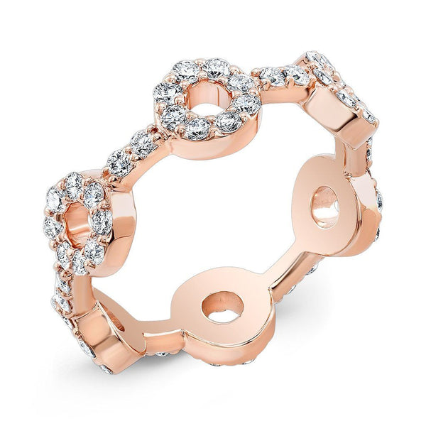 Dafina Knot for Her (Rose Gold) - Dafina Jewelry - 1