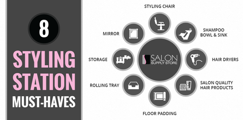 8 Styling Station Must-Haves