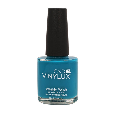 CND VINYLUX Weekly Nail Polish BLUE RAPTURE #162