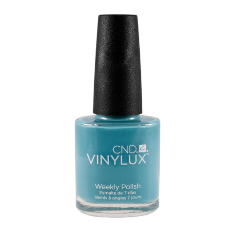 CND VINYLUX High Weekly Nail Polish Blue CERULEAN SEA #171
