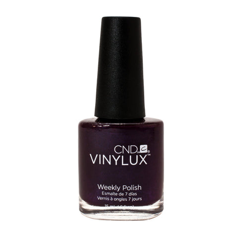 CND VINYLUX Weekly Nail Polish Modern Folklore PLUM PAISLEY 175
