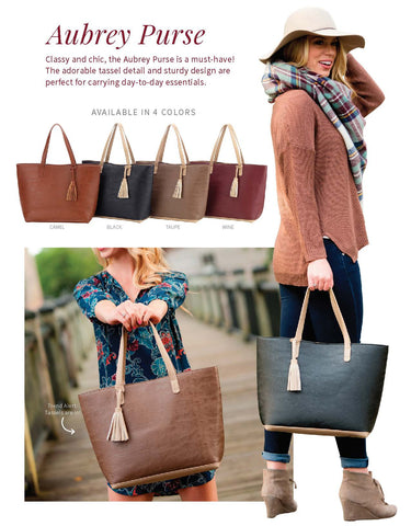Tote Large Four Colors