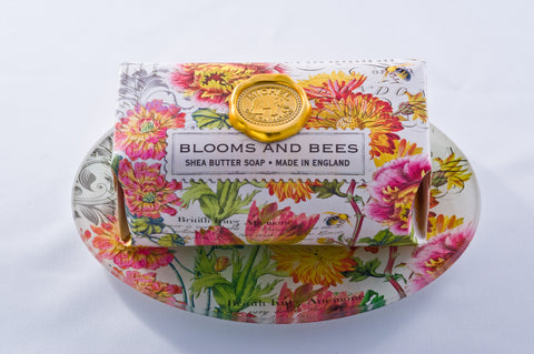 Shea Butter Soap With Dish