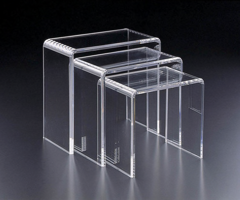 Acrylic Table Set
