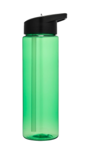 24 oz Clear Monogrammed Water Bottle