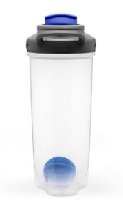 Sport Bottle with Shaker Ball