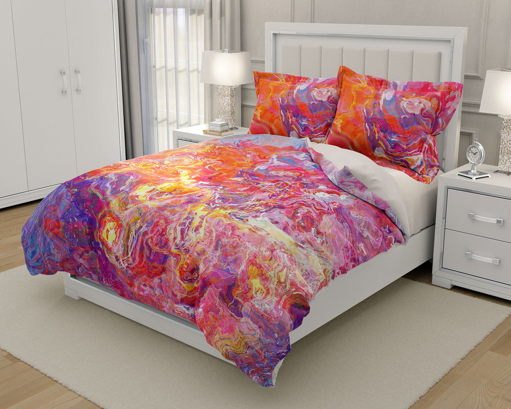 King or Queen Duvet Cover, Awakening