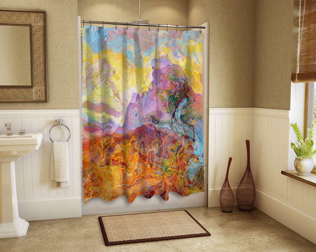 Shower Curtain, Bittersweet