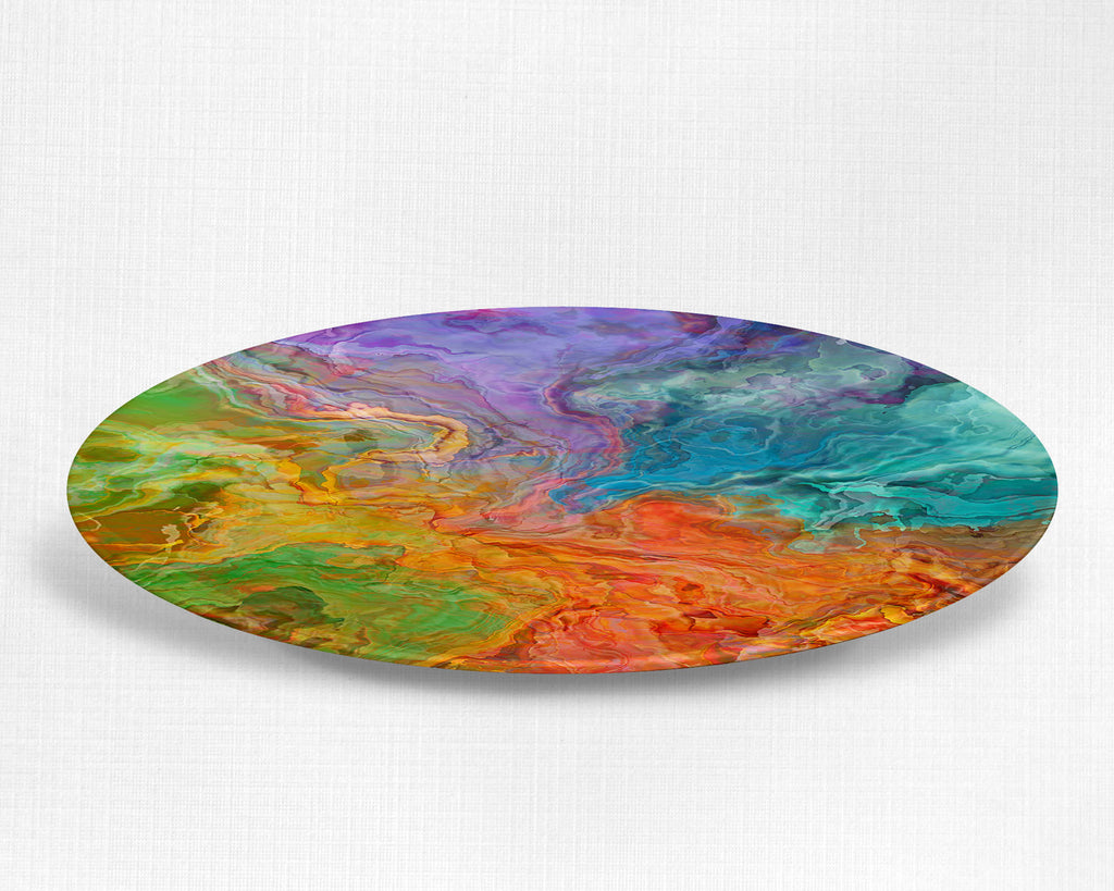 Plate or Bowl, Carnival