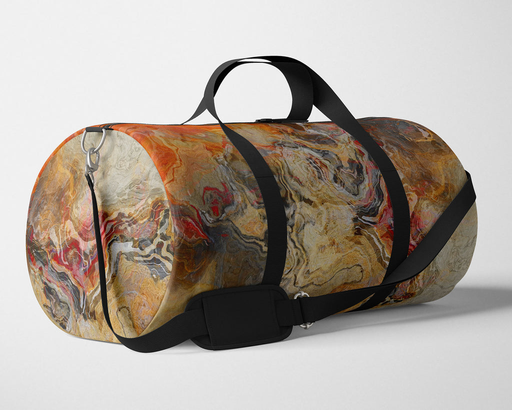 Duffle Bag, Cinnamon River