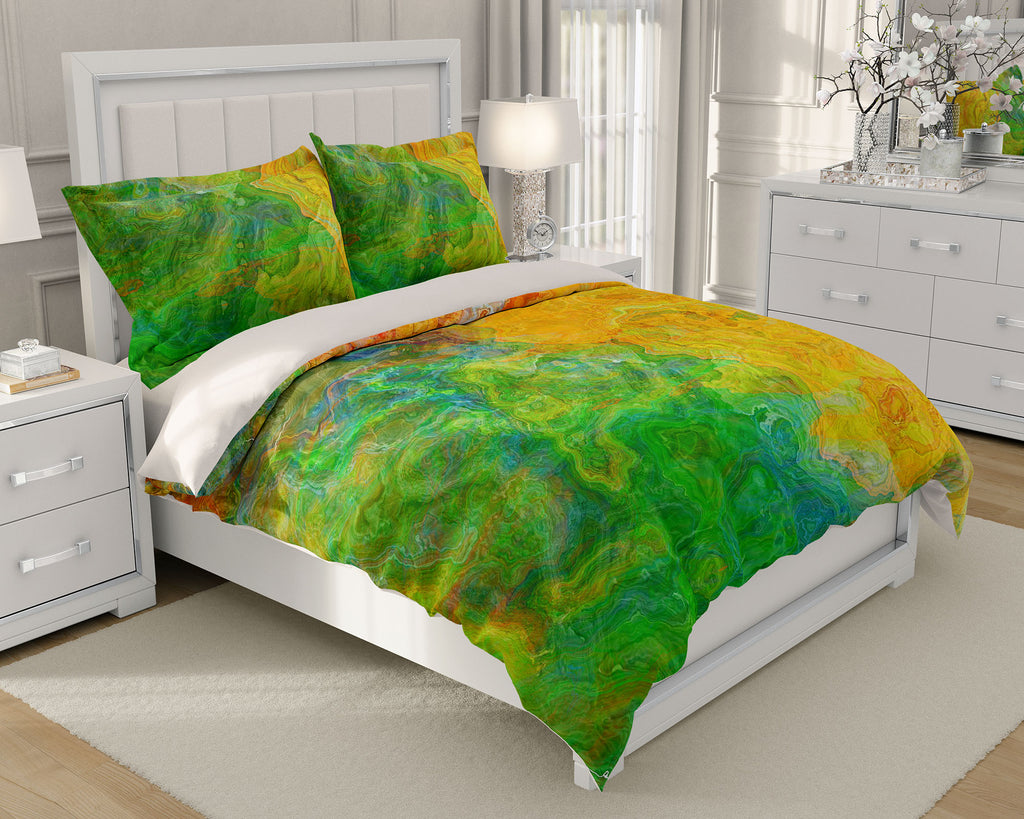 King or Queen Duvet Cover, Entangle