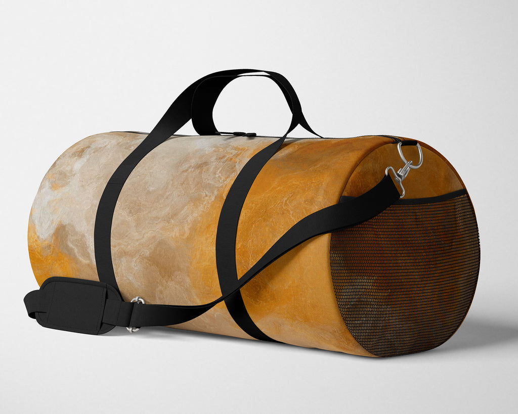 Duffle Bag, Evening Gold