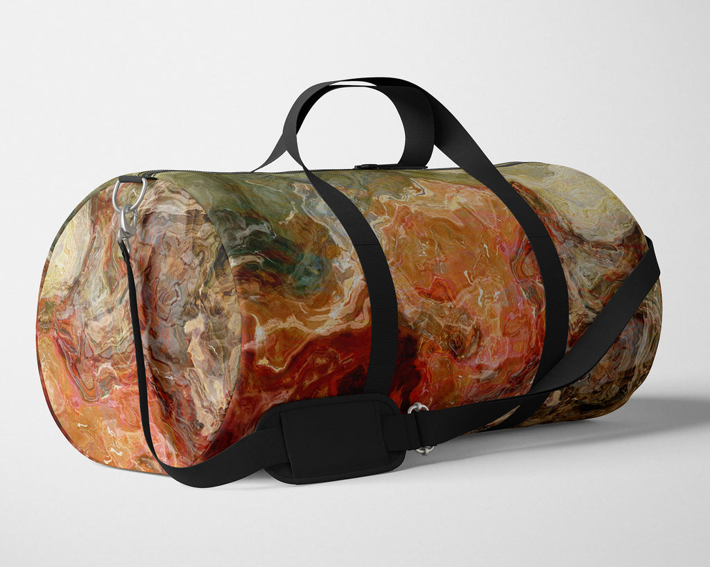 Duffle Bag, Firestarter