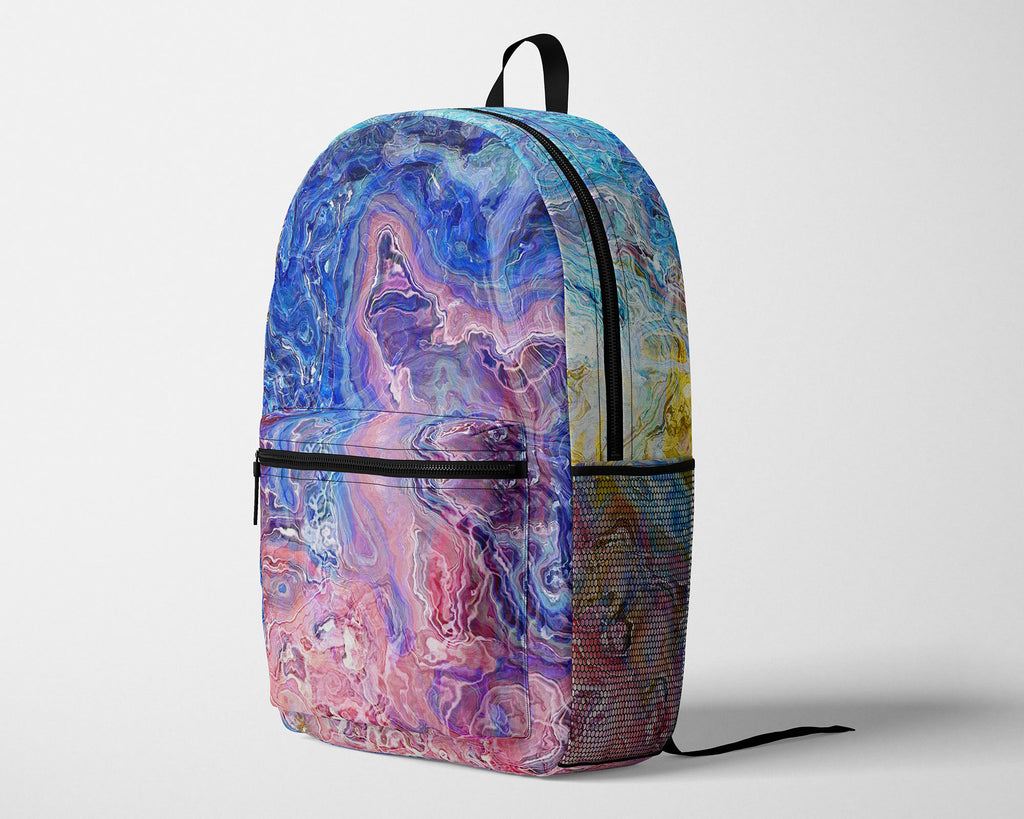 Backpack, Floral Dream