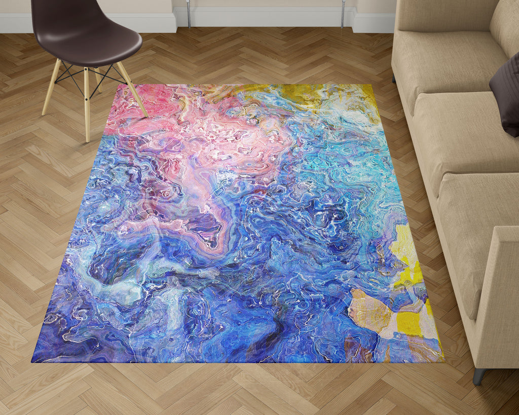 Area Rug, Floral Dream