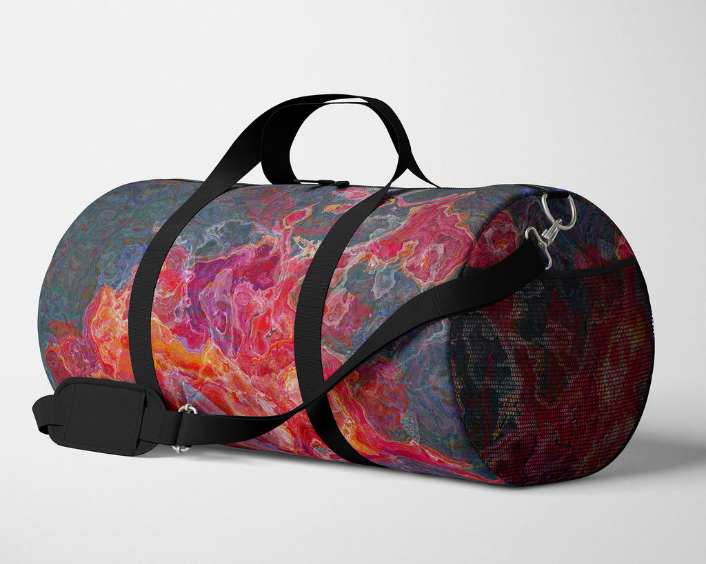 Duffle Bag, Fruit Splash