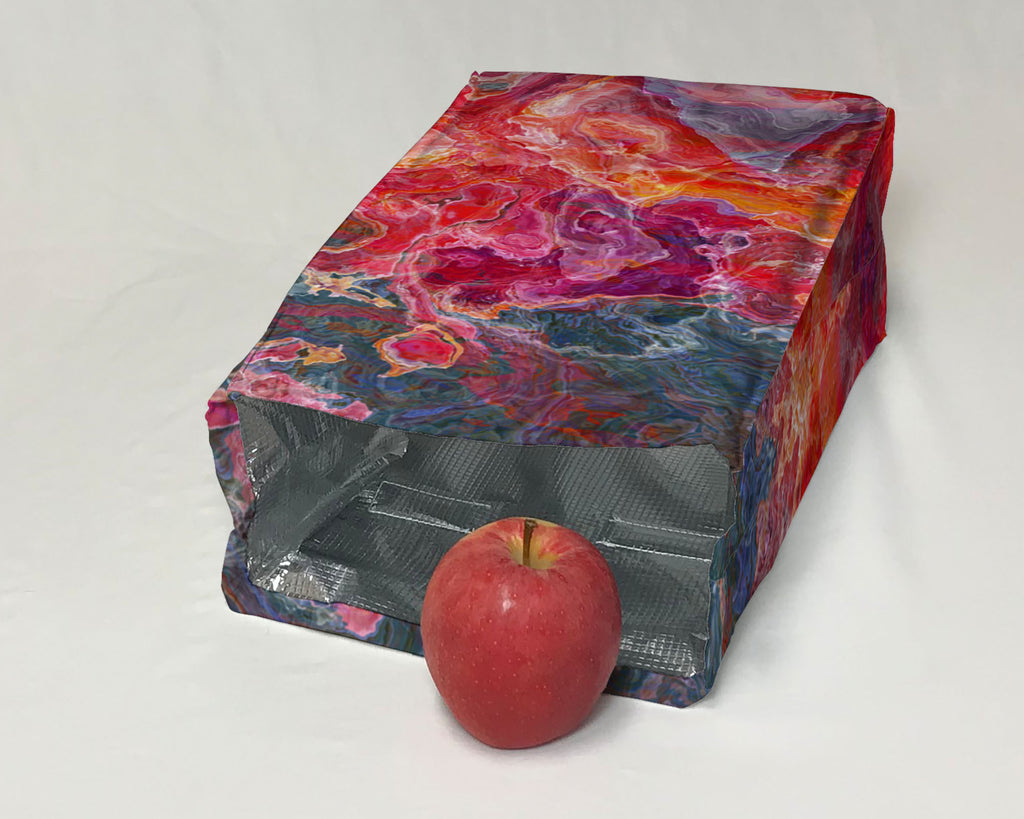 Lunch Bag, Fruit Splash