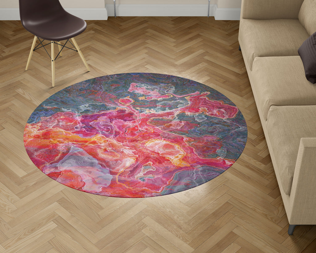 Area Rug, Fruit Splash